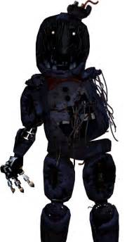 Withered withered bonnie by fazboggle d8lknam png