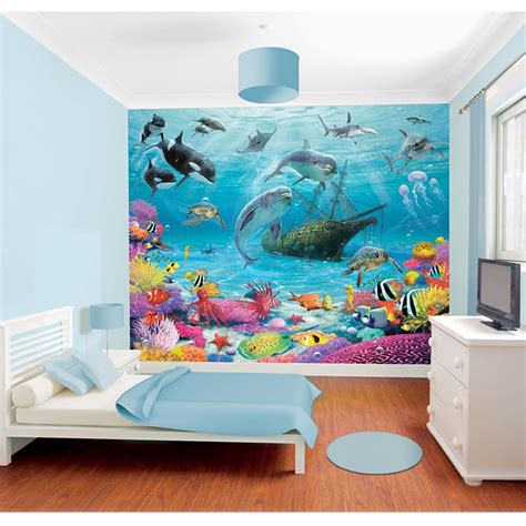 peppa pig wall mural walltastic wallpaper wall murals bedroom peppa more ebay