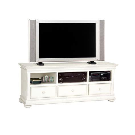 Meuble Tv Interiors by Meuble Tv 3 Tiroirs Blanc Interior S