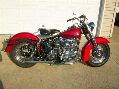 1962 Harley Davidson For Sale by Buy 1962 Harley Davidson Stroker Panhead Classic On 2040