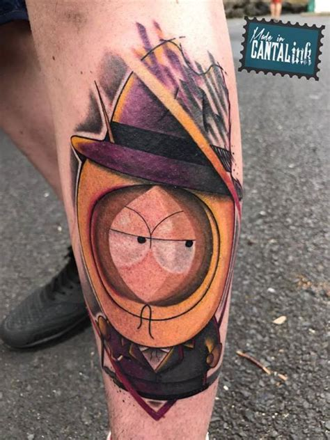 south park tattoo 10 best anime tattoos images on anime tattoos