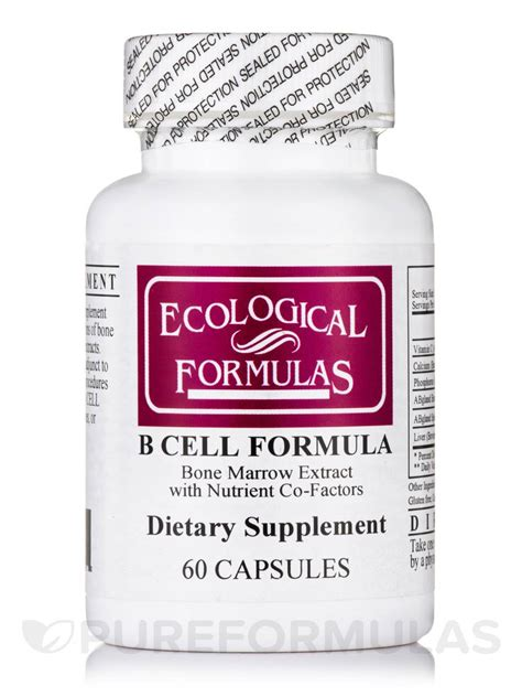 Formula 60 Caps b cell formula 60 capsules