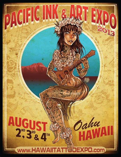 hawaii tattoo convention 24 best events images on events