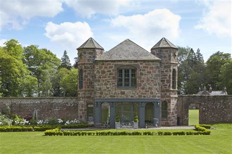 Luxury Cottage Scotland by Luxury Cottages In Scotland Fasque House Estate