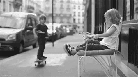 sweet love couple wallpapers with gifs skate skateboarding gif find share on giphy