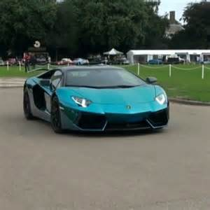 lamborghini aventador in turquoise cars motorcycles