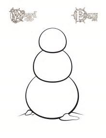 snowman template blank snowman template www imgkid the image kid