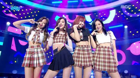 blackpink show show 170812 blackpink 마지막처럼 as if it s your last