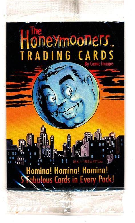 1000 trading cards custom k9 honeymooners tv trading card pack ebay