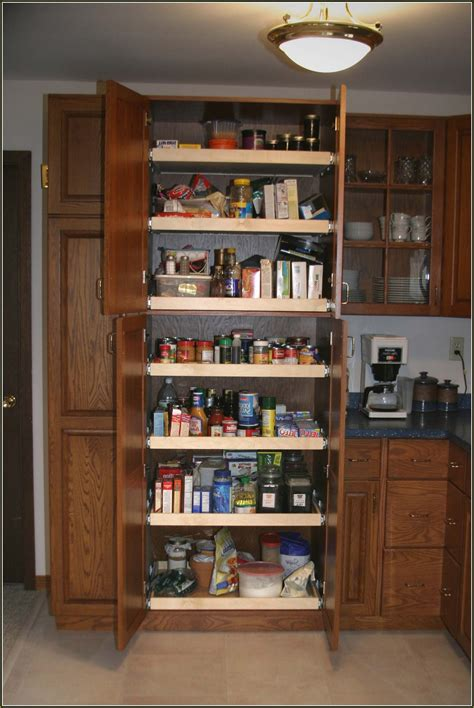 Unfinished Kitchen Pantry by Pantry Cabinet Unfinished Wood Pantry Cabinet With