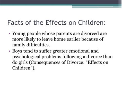 Effects Of Divorce Essay by The Effect Of Divorce On Children Essays Writefiction581 Web Fc2