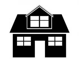 haus silhouette maison symbole logo clipart gratuit images gratuites et