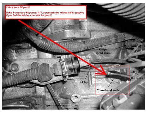 volvo s80 speed sensor location ford fusion speed sensor