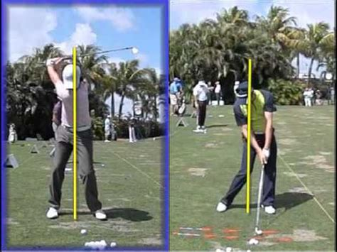 rory mcilroy iron swing sequence rory mcilroy v just rose front view youtube