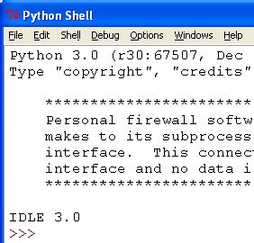 tutorial python shell hands on python a tutorial introduction for beginners