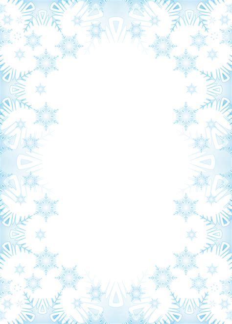 winter pattern png free illustration the background snow snowflakes free