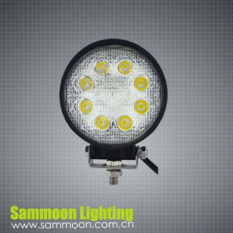 4 Inch Led Lights by 4 Inch 24w Led Work Lights 4 Inch 24w Led Truck Light