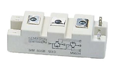 igbt transistor number skm50gb063d datasheet semikron pdf