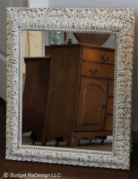 25 best ideas about distressed 30 best of shabby chic white distressed mirrors
