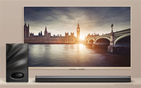 Xiaomi Tv 2 xiaomi unveils mi tv 2 an android powered 4k tv for 640