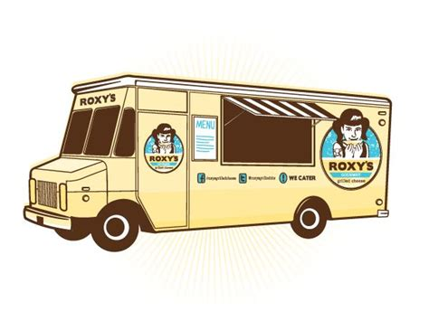 food truck design illustrator 1000 images about streetfood logos branding on pinterest