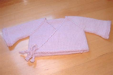 knitting pattern baby kimono sweater the complete fabrication bulky seamless baby kimono