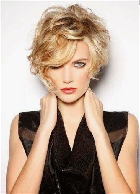 1000 ideas about short curly hairstyles on pinterest
