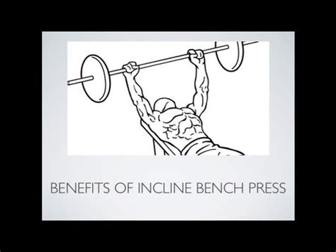 benefits of incline bench press incline bench press benefits with jason yamamoto youtube