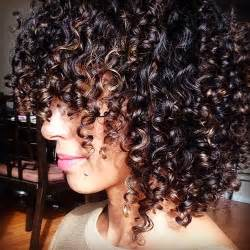 medium hairstyles for naturally curly hair