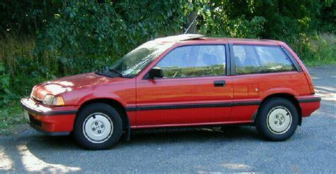 Headl Civic 1984 87 3 Doors honda civic si