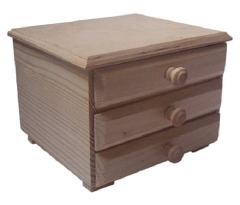 Pine Wood Chest Of Drawers by Medium Pine Wood 3 Drawer Chest Of Drawers