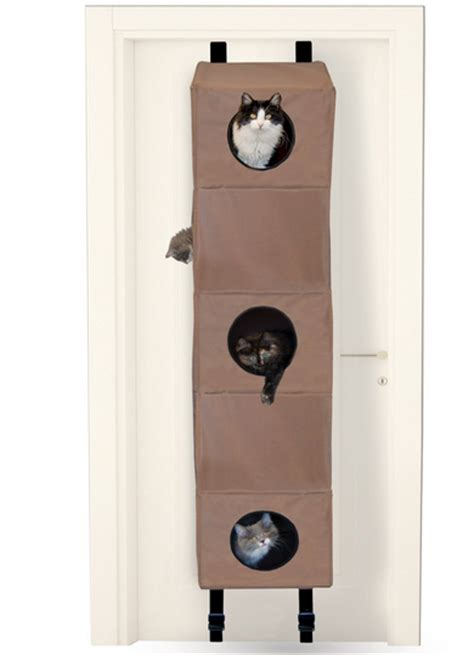 Cat Climber For Door by 5 Must See Cat Trees Scratchers And Furniture Slash Pets
