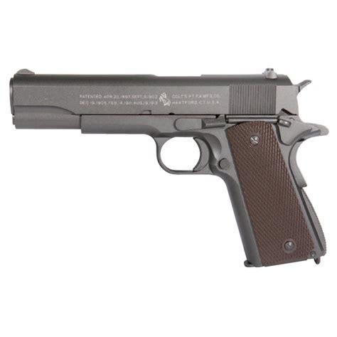 Airsoft Gun Colt 1911 Colt 1911 Metal Co2 Blowback Pistol 216028 Airsoft Pistols At Sportsman S Guide