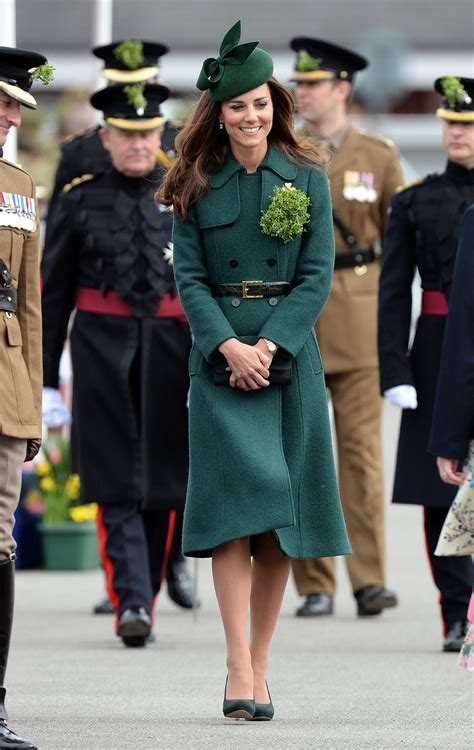 s day kate hazeltine kate middleton at the st s day parade in 2014