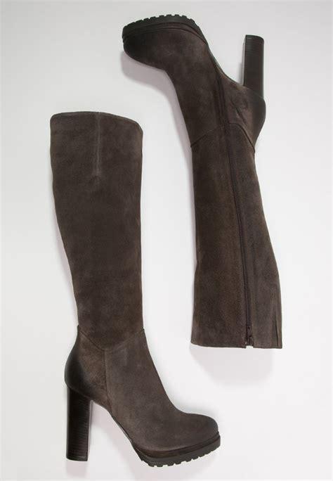 stivali con tacco interno stivali da donna 30 modelli con tacco grosso di