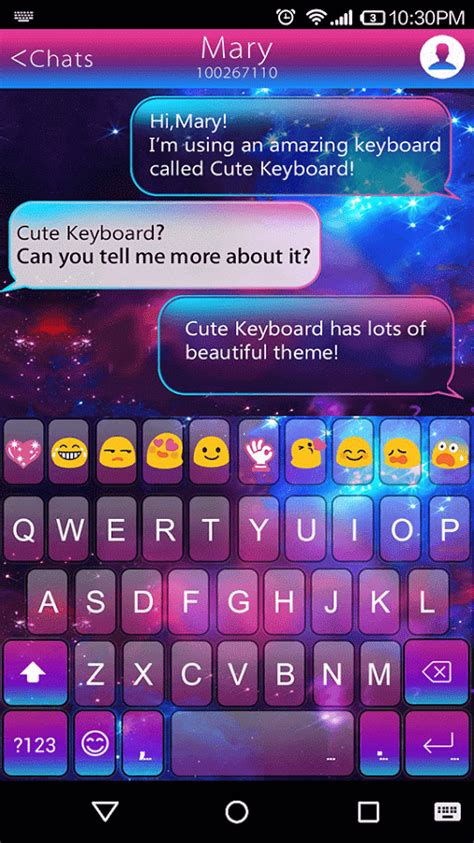 how to get color emoji on android color galaxy emoji keyboard app for free install version for android ios