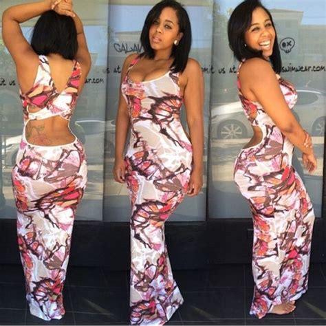 Dress Pakaian Terusan Panjang Wanita Retro Pattern M 333445 baru 2016 mode vintage print maxi boho gaun tanpa lengan