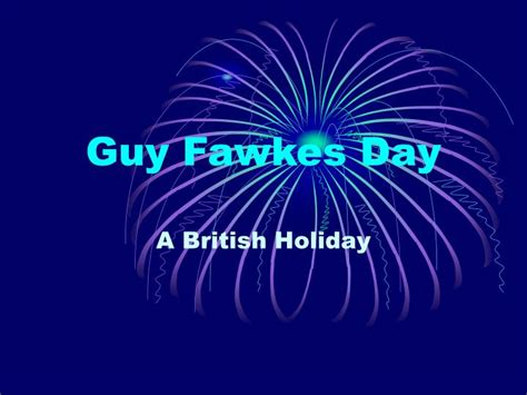 ppt guy fawkes day powerpoint presentation id 2410297