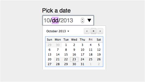 html input pattern for date date input in html5 restricting dates and a thought for