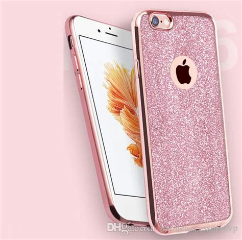 Best Casing Cover Iphone Glitter Iphone 7 Plus Ultra Thin Sof top sales luxury electroplating glitter soft tpu for iphone8 8plus 7 7plus 6 6s plus