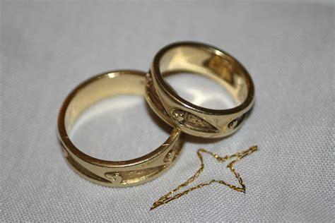 Cincin Kawin Silver 161 free photo wedding rings rings free image on