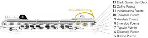 msc armonia cabine cat 233 gories et cabines du bateau msc armonia msc