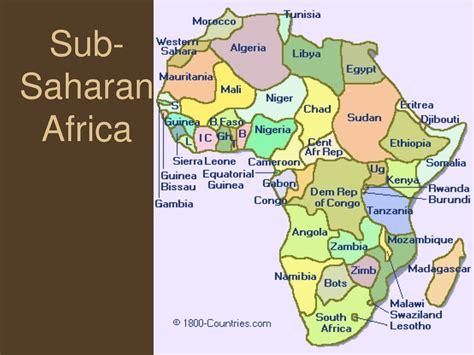 map of sub saharan africa sub saharan africa quotes quotesgram