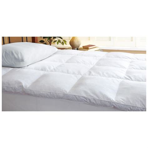 Feather Bed by 2 Quot Feather Bed White 234565 Mattress Toppers At