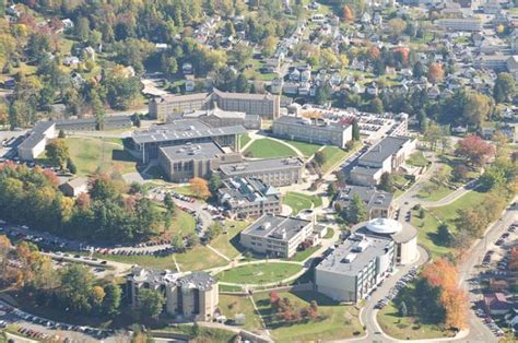 Fairmont State Mba cus from the air fsunow fairmont state