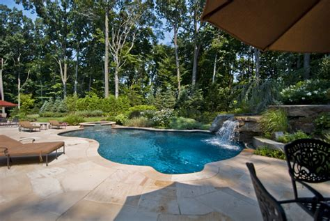 Swimming Pool Patio Designs Luxury Swimming Pool Spa Design Ideas Outdoor Indoor Nj