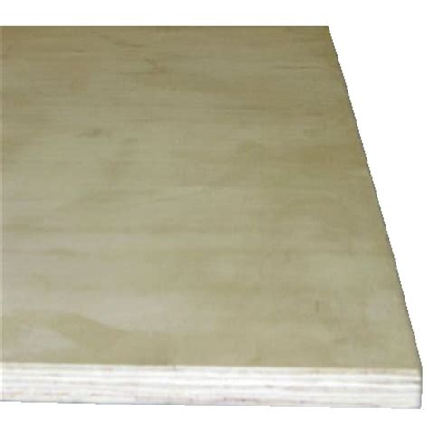 home depot paint grade plywood birch plywood common 3 4 in x 2 ft x 4 ft actual 0