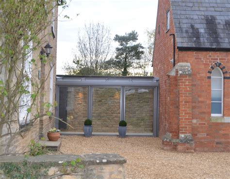 edge frameless contemporary extensions using modern