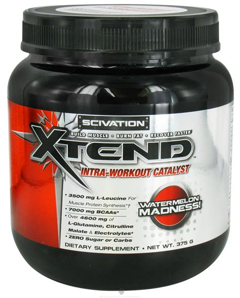 scivation xtend carbohydrates farag supplements store fss