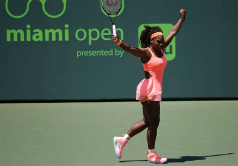 serena williams new york times serena williams why tennis needs the miami open the new